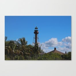 It's a Sanibel Summer III Canvas Print