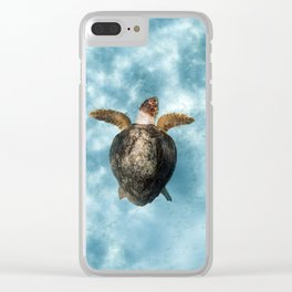 160526-5628 Clear iPhone Case