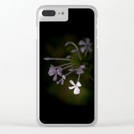 Just Playing Clear iPhone Case