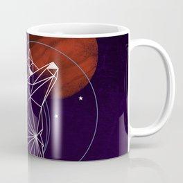 Fox in the Stars Coffee Mug