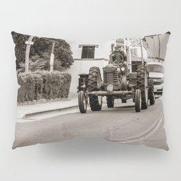 The Morning Commute Pillow Sham