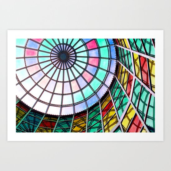 """Angles"" by Cap Blackard Art Print"