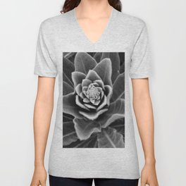 Golden Ratio in a Wild Weed Unisex V-Neck