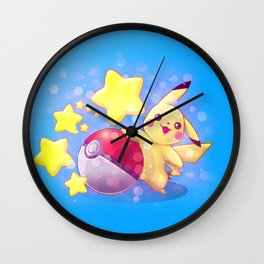 Pika ! Wall Clock