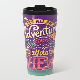 Tightrope Metal Travel Mug