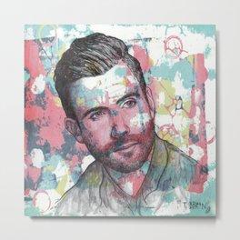 Adam Levine - It Was Always You Metal Print
