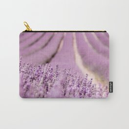 Lavender Happiness Carry-All Pouch