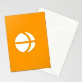 nagano region flag japan prefecture Stationery Cards