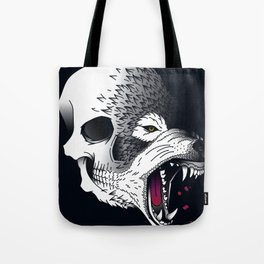 Ira (Wrath) - Fifth of the Seven Deadly Sins Tote Bag