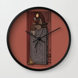 ....to find a way out! Wall Clock