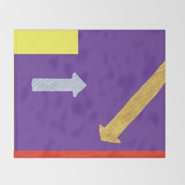 Arrows Throw Blanket