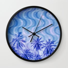 Copacabana - Midnight 3 Wall Clock