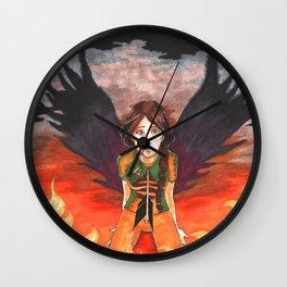 Nightmare of You Wall Clock