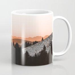Warm Mountains Coffee Mug