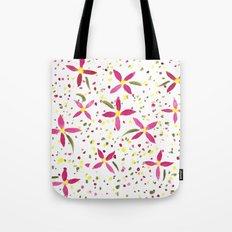 Petals and Joy Tote Bag