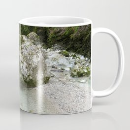 Soca River Gorge Coffee Mug