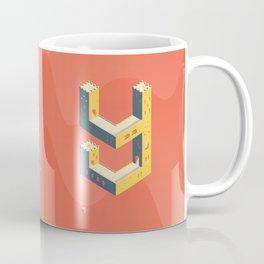 castle in the 'Y' Coffee Mug