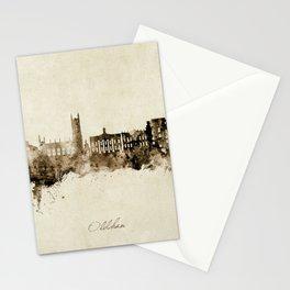 Oldham England Skyline Stationery Cards