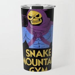 snake mountain gym Travel Mug