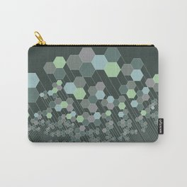 Hexagonal / cool Carry-All Pouch