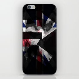 sING's: Plates for the Queen iPhone Skin