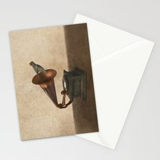 Vintage Songbird - colour option Stationery Cards