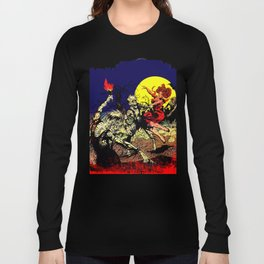 Party at Ground Zero Long Sleeve T-shirt