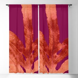 Red Wine Winter Nights, Romance Blackout Curtain