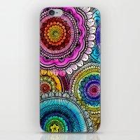mandala iPhone & iPod Skins featuring mandala by goyye