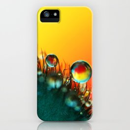 Poppy Drops iPhone Case