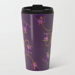 head to tail flowers Travel Mug