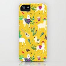 Alpacas & Maracas  Slim Case iPhone SE