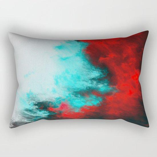 Painted Clouds III.1 Rectangular Pillow