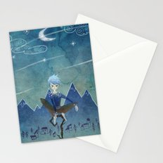 Jack Frost Stationery Cards