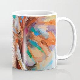 A COLORFUL ELEPHANT Coffee Mug