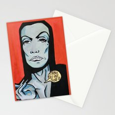 Vampira Stationery Cards