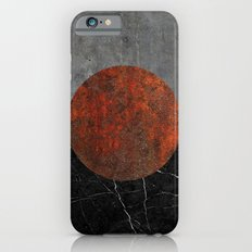 Abstract - Marble, Concrete, and Rusted Iron II Slim Case iPhone 6
