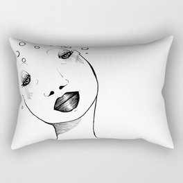 You Cannot Take My Joy GRRL Rectangular Pillow