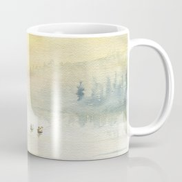When The Fog Clears Coffee Mug