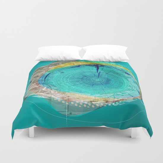 the abstract dream 17 Duvet Cover