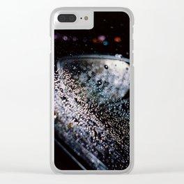 NIGHTLIGHT. Clear iPhone Case