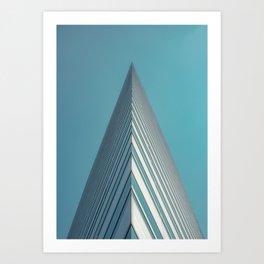 Zima Blue Art Print
