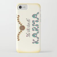 karma iPhone & iPod Cases featuring Karma by famenxt