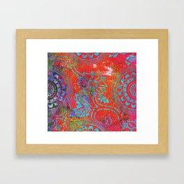 Boheme Original Framed Art Print