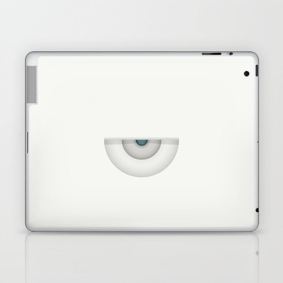 Underneath #1 Laptop & iPad Skin
