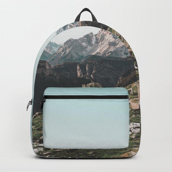 Italian Dolomites II Backpack