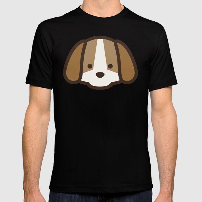 Puppy Dog Emoji T-shirt