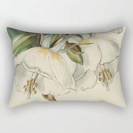 Edwards' Botanical Register Rectangular Pillow