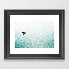 VUELING Framed Art Print
