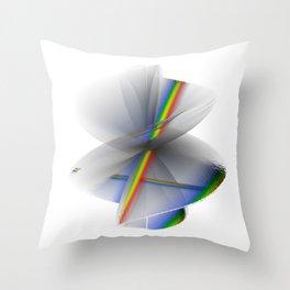 sea shell composit Throw Pillow